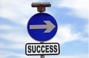 Success comes easily with the formation of productive habits