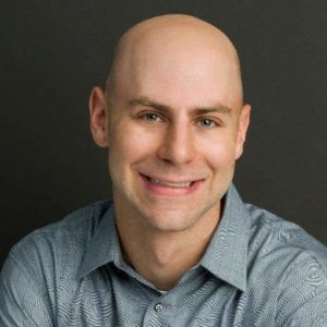 Adam Grant headshot Indistractable review
