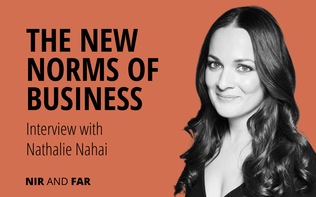 The New Norms of Business: Interview with Nathalie Nahai